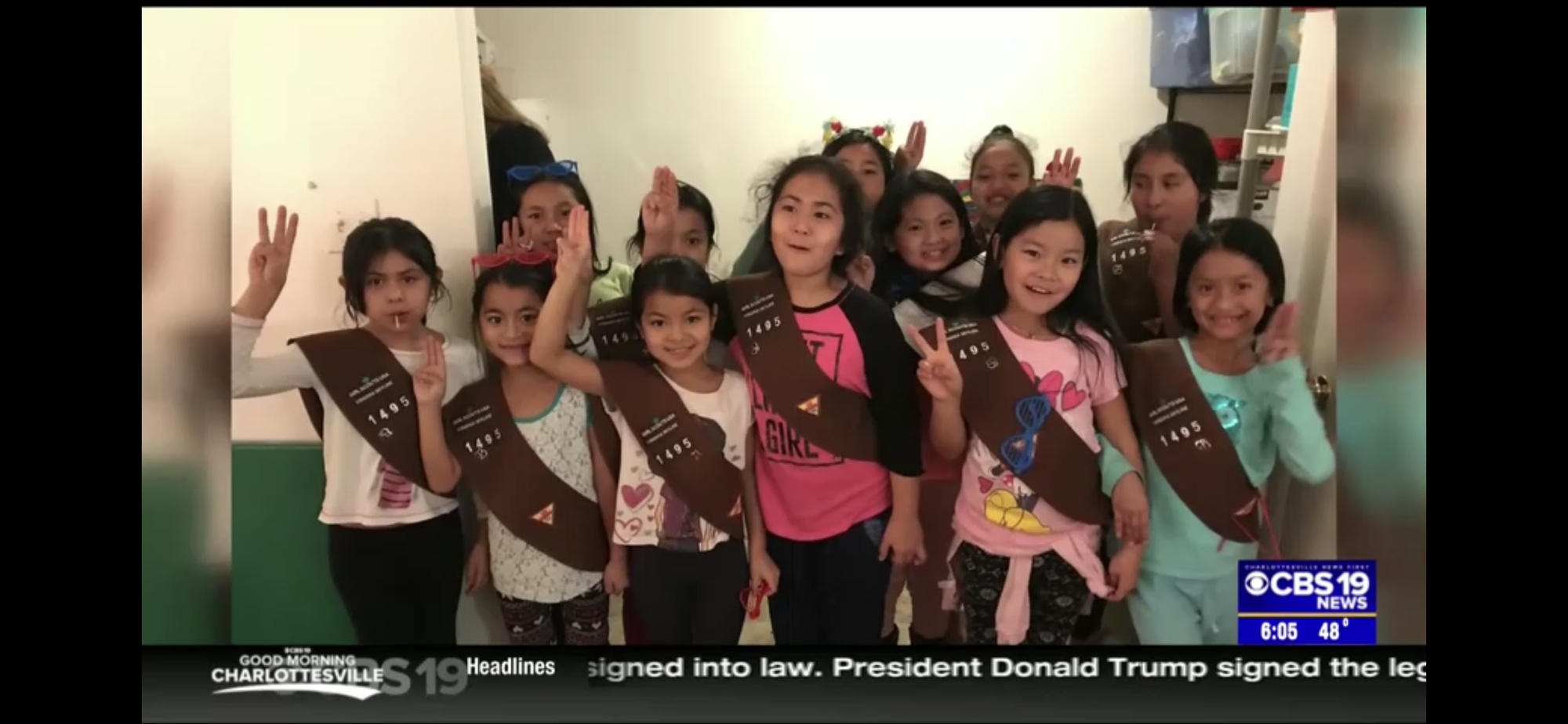 Girl Scout Troop 1495