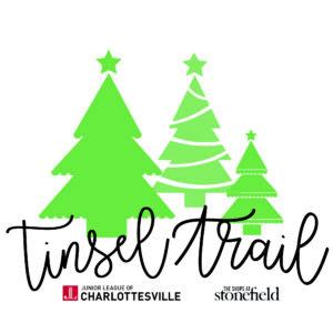 Christmas Free Meal 2021 Charlottesville Charlottesville Tinsel Trail Junior League Of Charlottesville